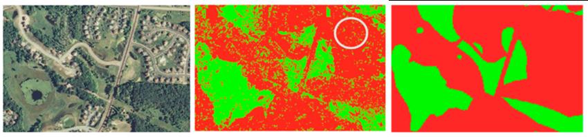 spatial classification problem