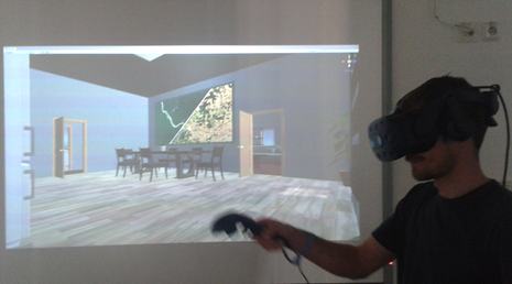 imaginary virtual environment