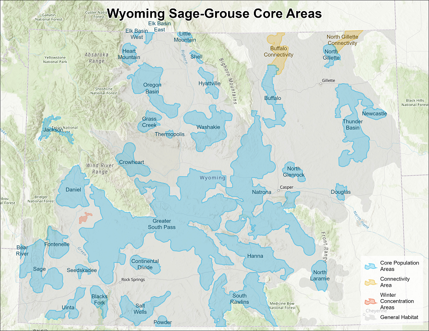 Wyoming Sage Grouse Protection