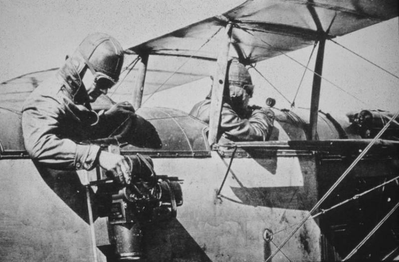 reconnaisance aircraft