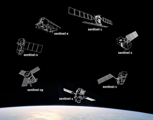 Sentinel satellites