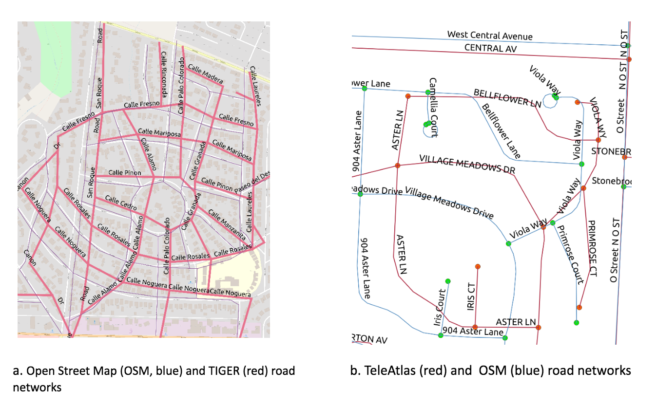 DM-71 - Geospatial Data Conflation   GIS&T Body of Knowledge