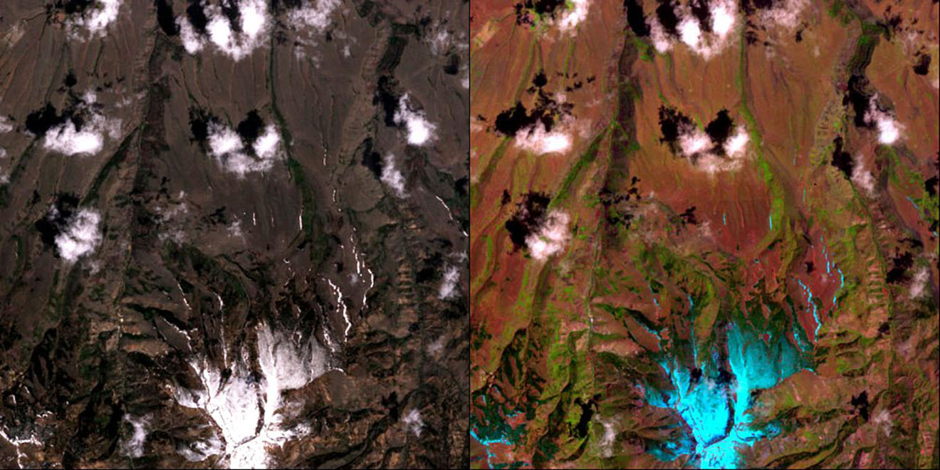 Multispectral Images