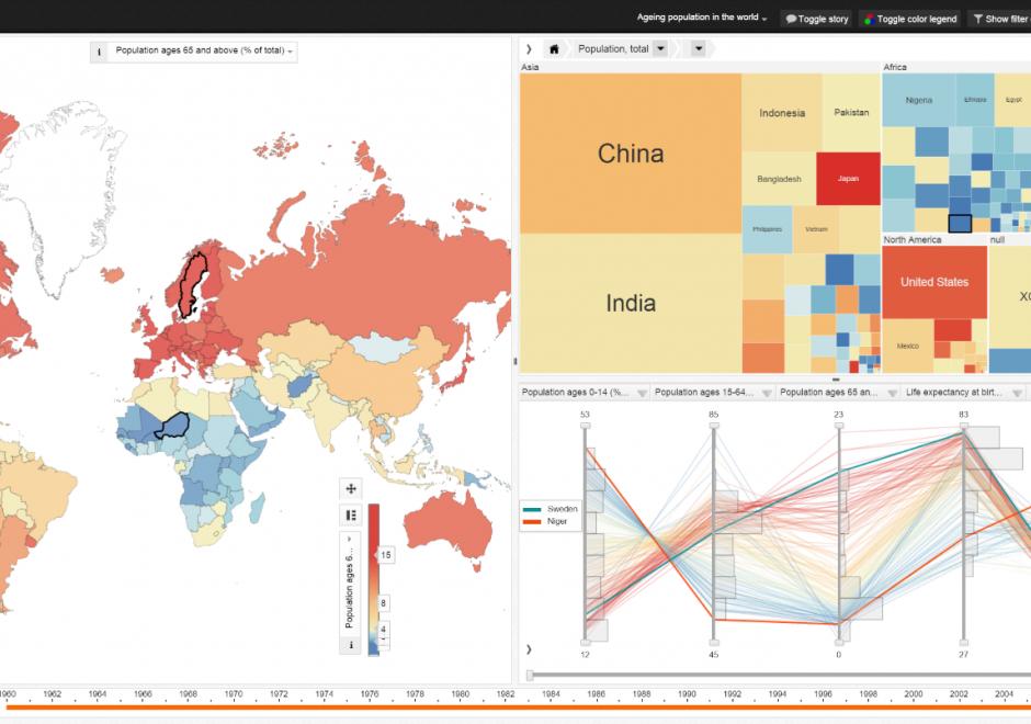 spatial data